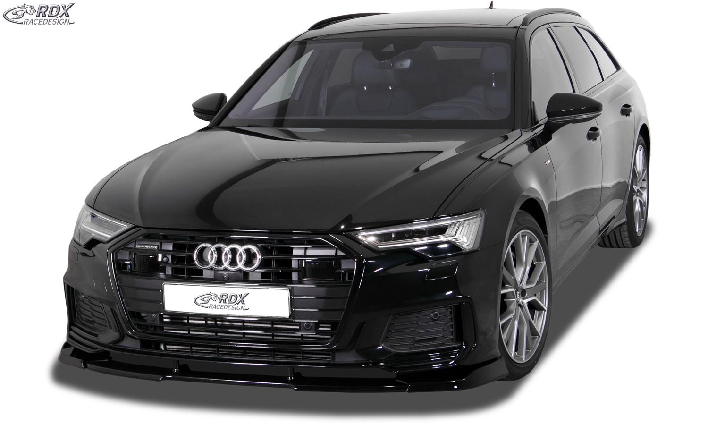 Rdx Frontspoiler Vario X Fur Audi A6 4k C8 S Line S6 Passend An S Line Bzw S6 Frontstossstange Frontlippe Front Ansatz Vorne Spoilerlippe Mm Concepts Online Shop Fur Felgen Reifen Tuningteile