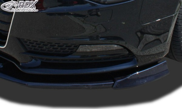 RDX Frontspoiler VARIO-X für AUDI A5 2011+ (Coupe + Cabrio + Sportback, Normale Frontstoßstange) Fro