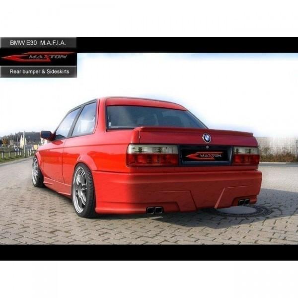 Heckstoßstange BMW 3er E30 MAFIA