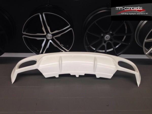 Diffusor für Audi A5 S5 B8 Spoiler Heckansatz Coupe Cabrio Heckschürze DTM RS5 T