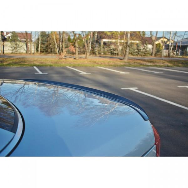 Spoiler CAP passend für VW EOS schwarz Hochglanz