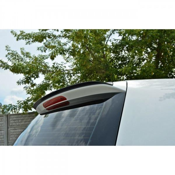 Spoiler CAP passend für VW Golf Mk7 Standard schwarz matt