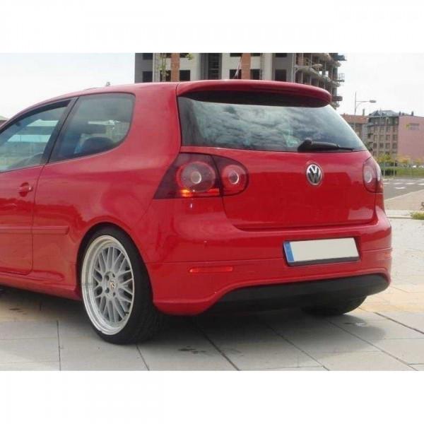 Diffusor Heck Ansatz passend für VW GOLF 5 R32 (ohne Endrohr, für standard Auspuff)