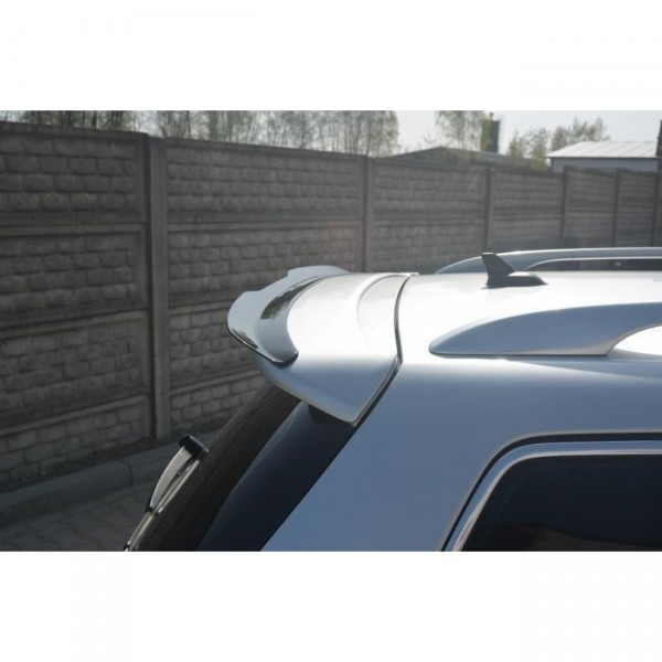 Spoiler CAP passend für VW PASSAT B6 VARIANT schwarz Hochglanz