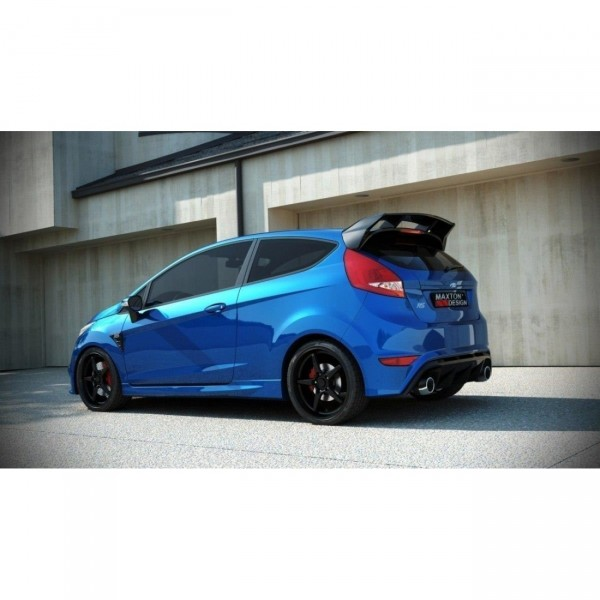 BODYKIT passend für FORD FIESTA MK7 Facelift (FOCUS RS LOOK)