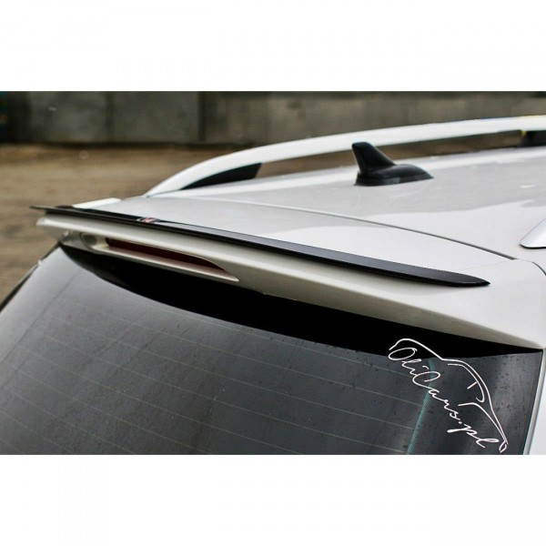 Spoiler CAP passend für Vw Passat B7 R-Line Variant Carbon Look