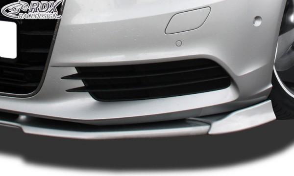 RDX Frontspoiler VARIO-X für AUDI A6 4G C7 Frontlippe Front Ansatz Vorne Spoilerlippe