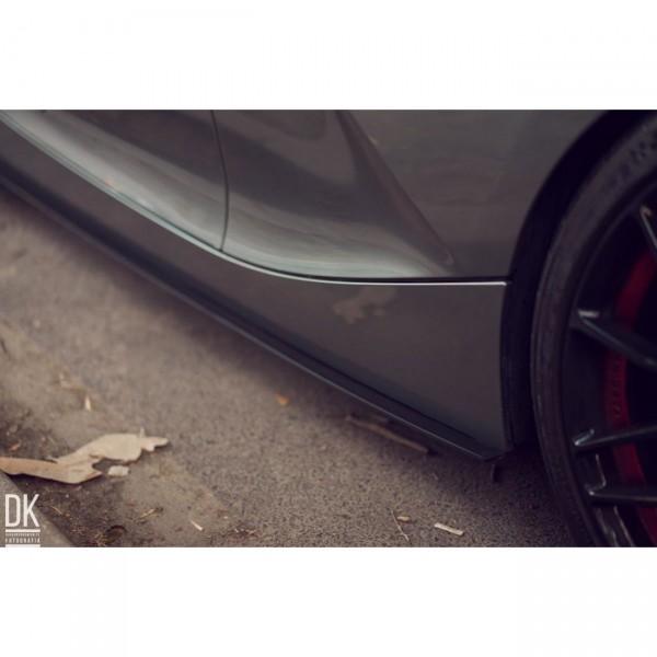 Racing Seitenschweller Ansatz passend für BMW Z4 COUPE E86
