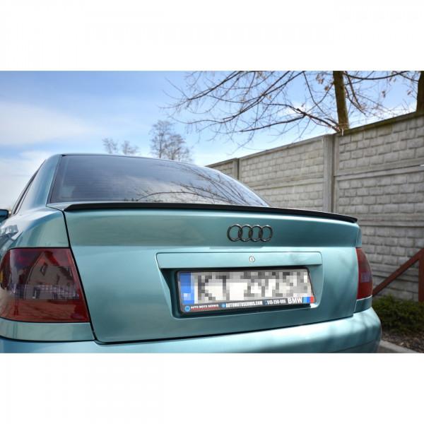 Spoiler CAP passend für AUDI A4/ S4 B5 Carbon Look