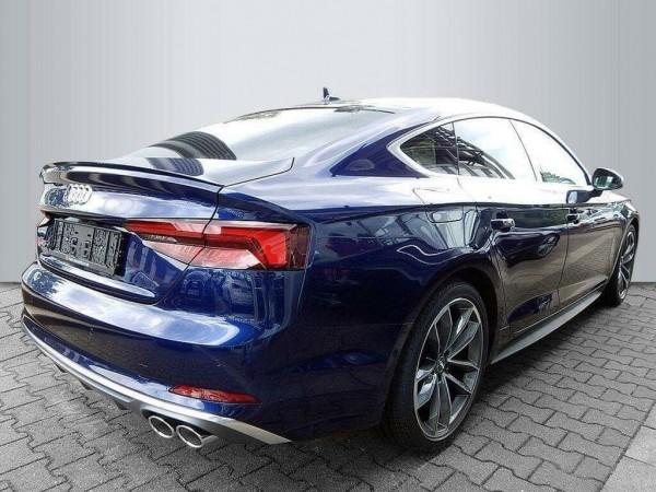 Heckspoiler für Audi A5 F5 Spoiler Heckspoilerlippe Sportback S-Line S5 Lippe Dachspoiler
