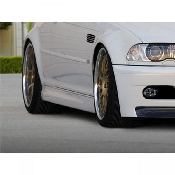 Seitenschweller passend für BMW 3er E46 COUPE & CABRIO