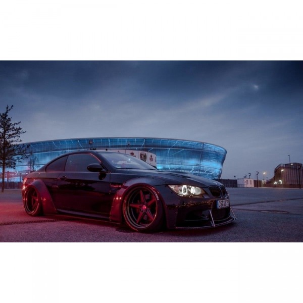 Breitbau Bodykit passend für BMW M3 E92
