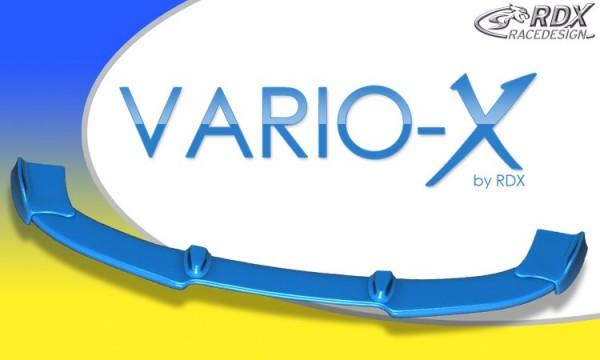 Frontlippe Front Ansatz Vorne Spoilerlippe 2014+ RDX Frontspoiler VARIO-X Scirocco 3 R