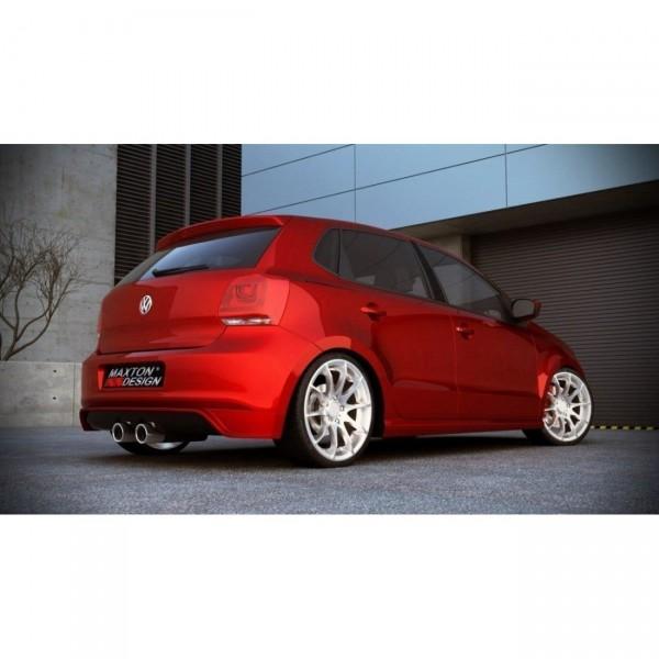Heckdiffusor VW Polo mk5