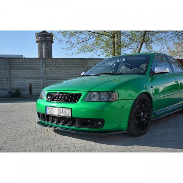 Front Ansatz passend für AUDI S3 8L Carbon Look