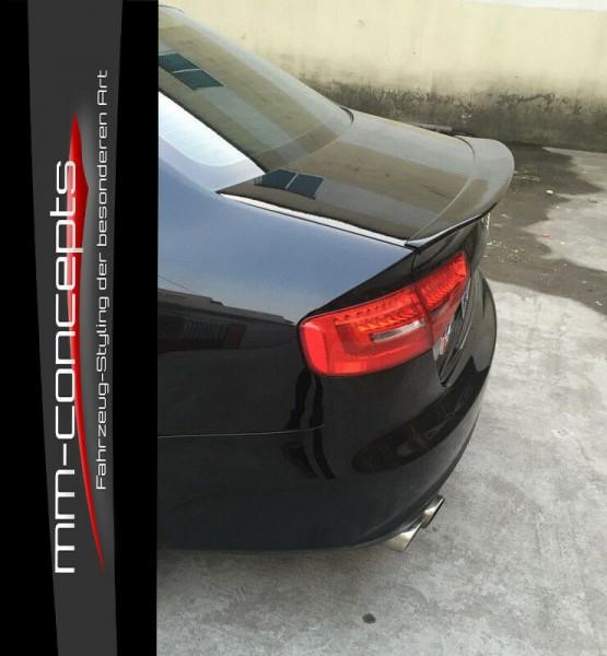 CUP Heckspoiler für Audi A4 B8 8K Bj. 07 - 15 Spoiler S4 Dachspoiler RS4 Heck