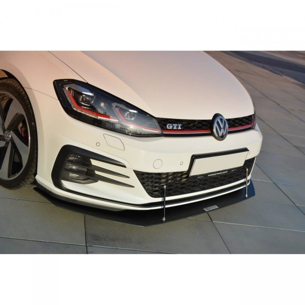 Racing Front Ansatz passend für V.1 VW GOLF 7 GTI FACELIFT