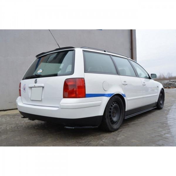 Seitenschweller Ansatz passend für VW PASSAT B5 Carbon Look