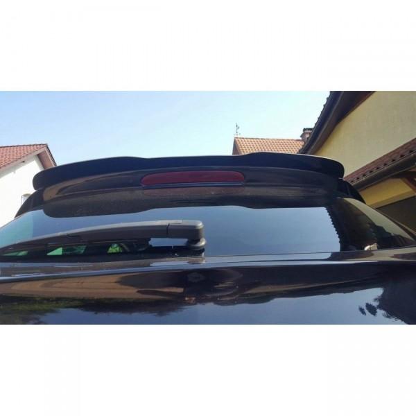 Spoiler CAP passend für Opel Astra J GTC Carbon Look