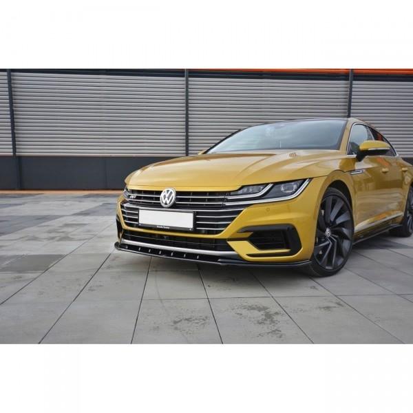 Front Ansatz passend für v.3 VW ARTEON Carbon Look