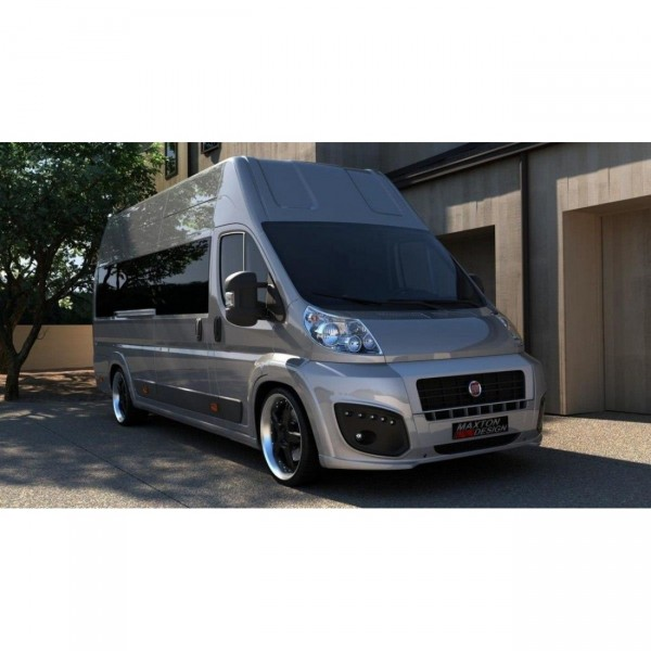 Front Stoßstange FIAT DUCATO III OHNE LED