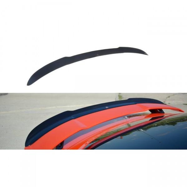 Spoiler CAP passend für Audi TT Mk3 (8S) RS schwarz matt