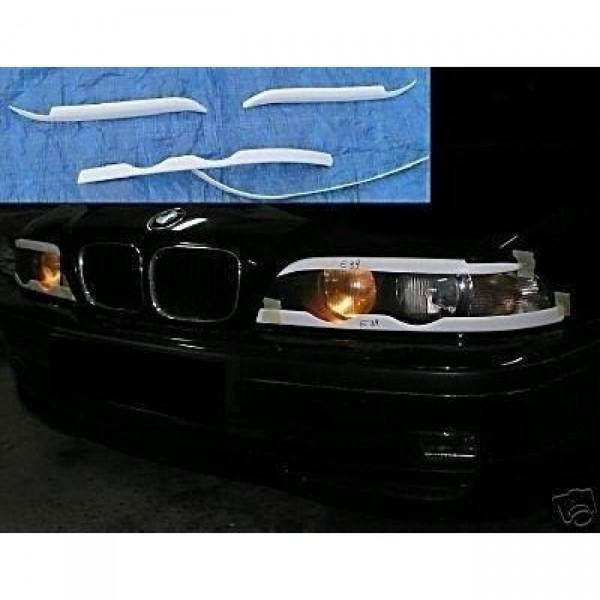 Scheinwerfer Blenden Böser Blick passend für BMW 5er E39