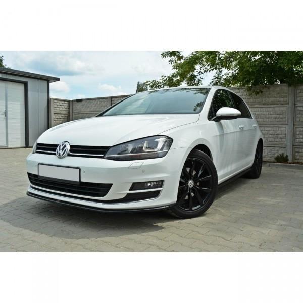 Seitenschweller Ansatz passend für VW Golf Mk7 Standard Carbon Look