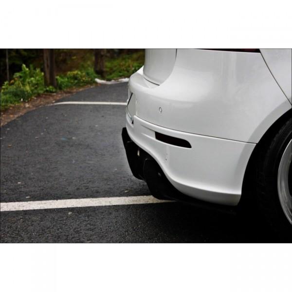 VW GOLF 5 R32 Diffusor Heck Ansatz passend für Heckschürze passend für