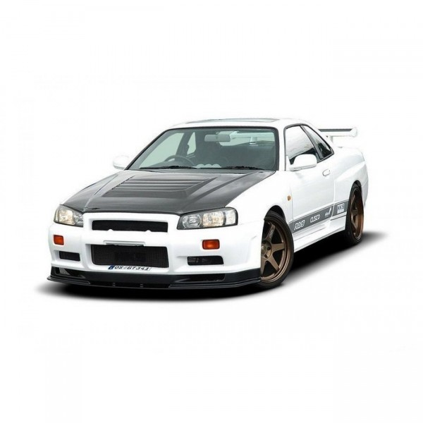 Motorhaube Nissan Skyline R34 GTT GTR Look