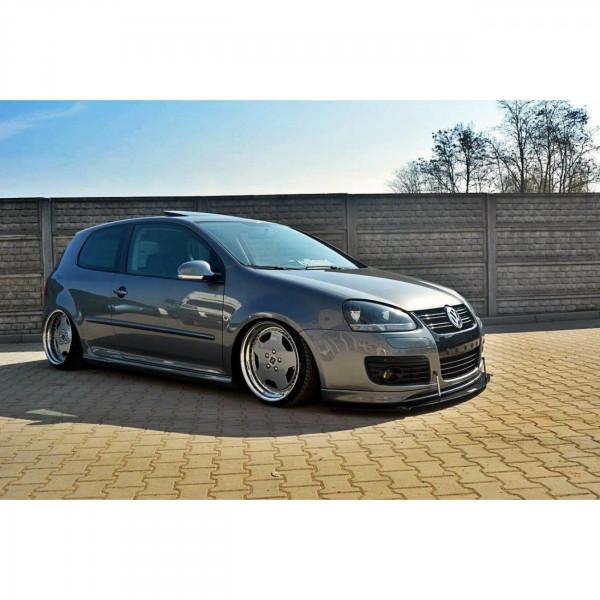 Racing Front Ansatz passend für VW GOLF 5 GTI 30TH
