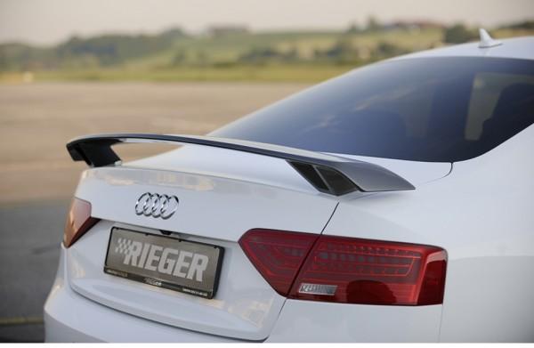 Rieger Heckflügel Audi A5 S5 (B8/B81) Coupé