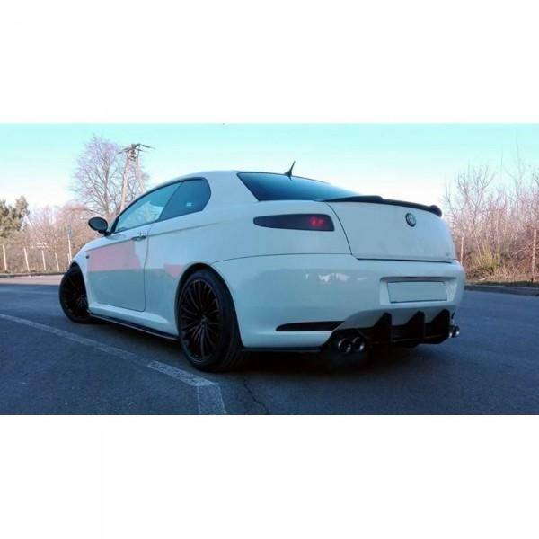 Spoiler CAP passend für Alfa Romeo GT Carbon Look