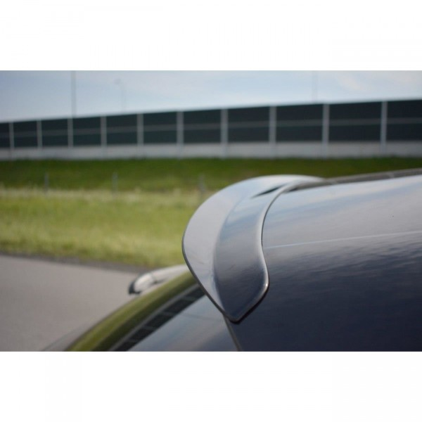 Spoiler CAP passend für Alfa Romeo Stelvio schwarz matt