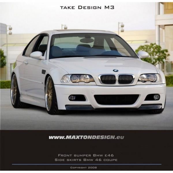 Front Stoßstange BMW 3er E46 COUPE & CABRIO