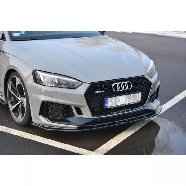 Front Ansatz passend für AUDI RS5 COUPE MK2 (F5) Carbon Look