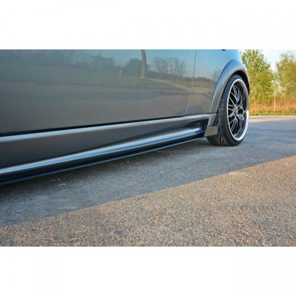 Racing Seitenschweller Ansatz passend für MINI R53 COOPER S JCW