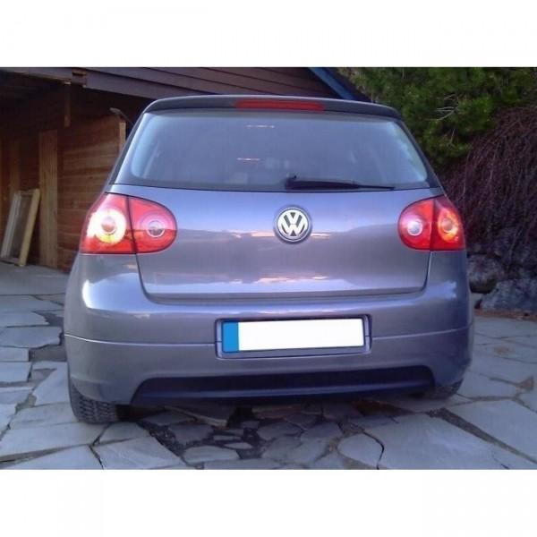 HECKSANSATZ VW GOLF 5 GTI EDITION 30 (ohne Endrohr, für standard Auspuff)
