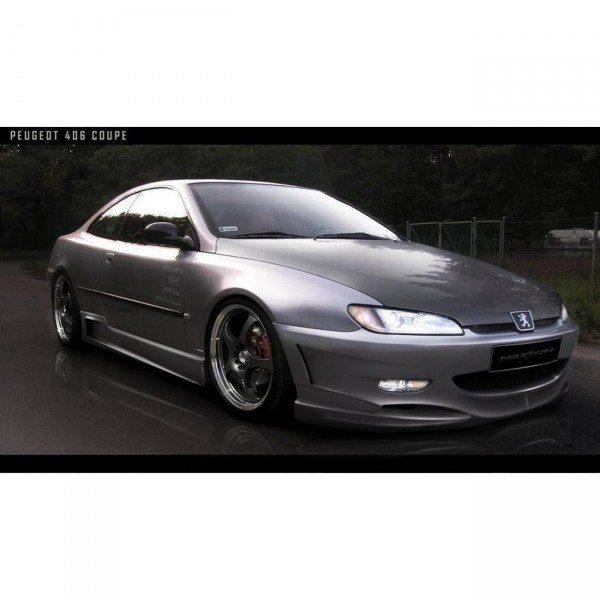 Front Stoßstange 1 PEUGEOT 406 COUPE