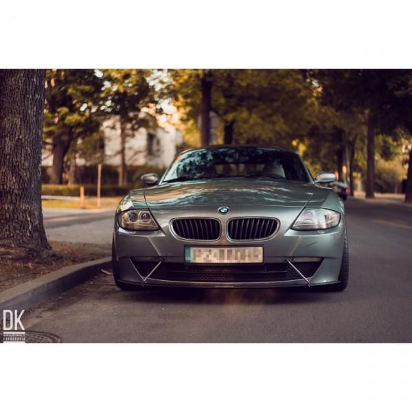 Racing Front Ansatz passend für BMW Z4 COUPE E86