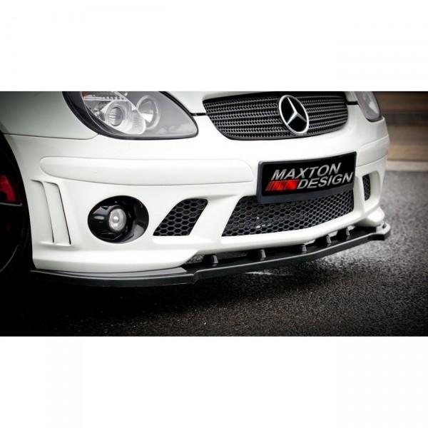 Stoßstange vorne Mercedes SLK R170 AMG204 Look mit Nebelscheinwerfer