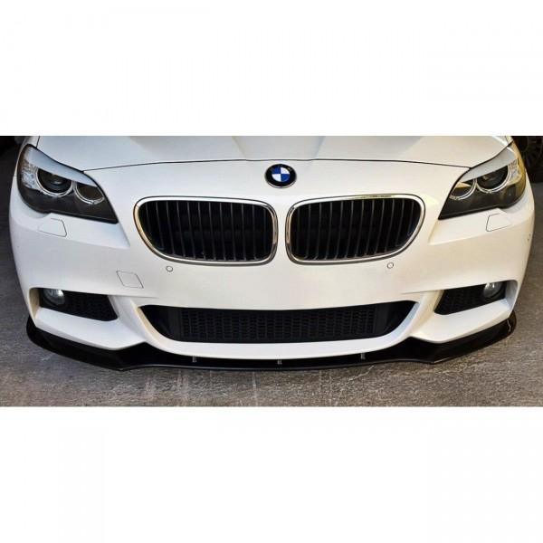 Front Ansatz passend für V.1 BMW 5er F10/F11 M Paket schwarz Hochglanz