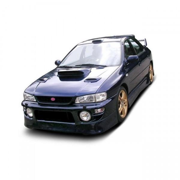 KLEINE ÖFFNUNGEN für MOTORHAUBE SUBARU IMPREZA MK1 (1997-2000 GT / WRX / STI)