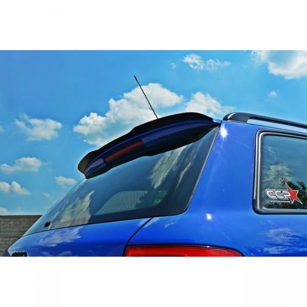 Spoiler CAP passend für AUDI RS6 C5 AVANT schwarz matt