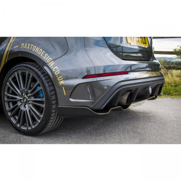 HECK DIFFUSOR 'AERO' FORD FOCUS MK3 RS