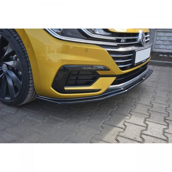 Front Ansatz passend für v.1 VW ARTEON Carbon Look