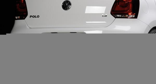 Rieger Heckeinsatz VW Polo 6 GTI (6R) 5-tür.